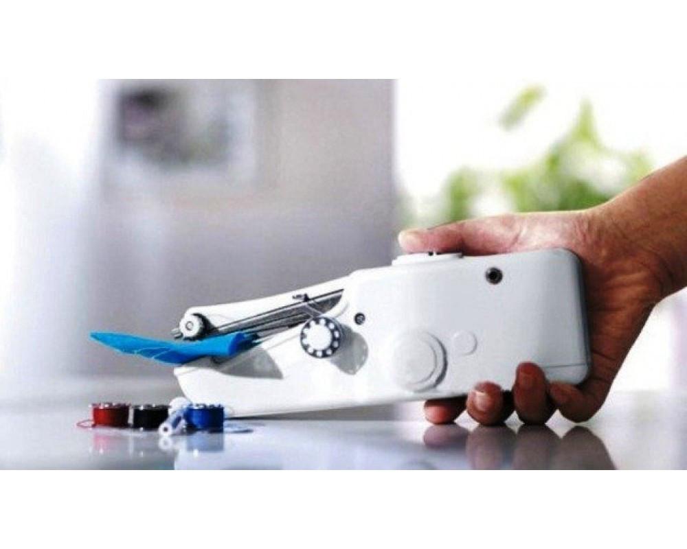 Портативная швейная ручная мини машинка Handy Stitch