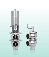 Седельные распределительные клапаны серии IRV