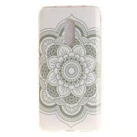 Большой белый цветной мягкий прозрачный IMD TPU корпус телефона Мобильный смартфон Обложка Корпус для Xiaomi Redmi Примечание 4X Белый