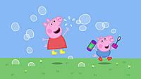 Вафельная картинка  Свинка Пе пе A4