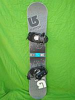 Сноуборд Burton LTR 155 см + кріплення