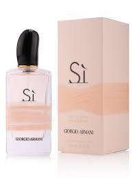 Giorgio Armani Si Rose Signature - женский парфюм
