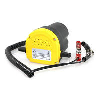 IZTOSS AP2106 Мини-портативный электрический дизель / масляный насос Жёлтый и чёрный