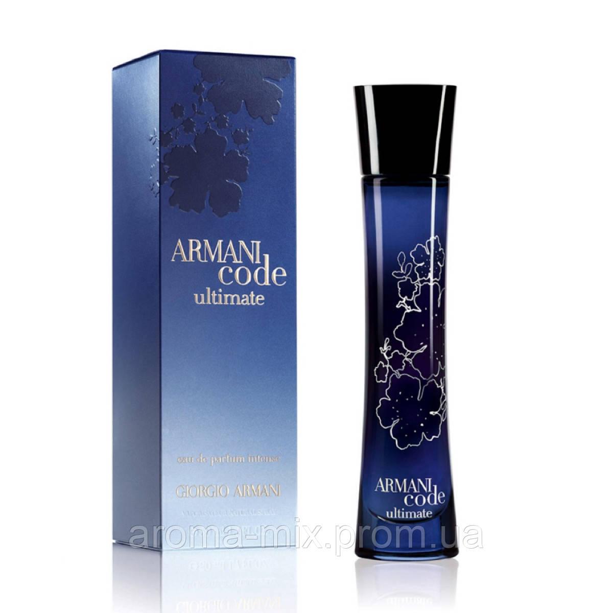 Giorgio Armani Armani Code women - женский парфюм