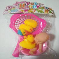 Счастье и скорбь детские игрушки для душа Розовый