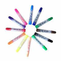 Deli 7055 Цвет воды ручка школа поставки 12PCS Разноцветный