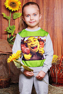 "Свитшот ""Kids"" (Shrek)"