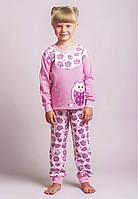 Піжама дитяча Ellen на підчосі Совеня 116-134 - 014/001