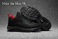 b16973438d07 Promo. 1761UAH. 1761 грн. В наличии. Кроссовки мужские Nike Air Max 98  Triple Black