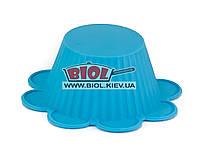 Силиконовая формочка для выпечки кексов/маффинов Ø6,5см (голубой цвет) Empire EM-7113-1