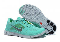 Кроссовки для бега бренд Nike Free Run Plus 3 Mint