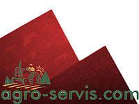 Материал прокладочный 1,4мм 1,5мх1м (кожкартон красный)