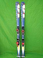 Salomon crossmax 140 см гірські лижі для карвінгу, фото 1