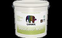 DecoLasur Matt - лазурь матовая 2,5 л, Капарол