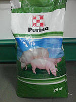 Концентрат для свиней Пуріна® Гровер 15%  концентрат для відгодівлі свиней від 25кг, мешок 25 кг