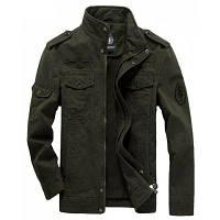 Новые мужские куртки Военные повседневная одежда Мужская одежда большого размера XL