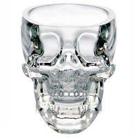 Хрустальный череп Головной выстрел Стеклянный кубок Водка Виски Джин-бар Домашняя вечеринка Белый