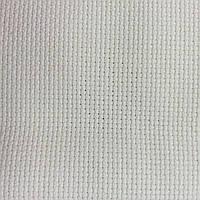Канва для вышивки крестом 16 (6,4кл/1см) 52,5*64,5см Белая Stаr Aida 3251/101 Zweigart