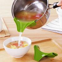 Полезный инструмент для силиконовой кухни Зелёный