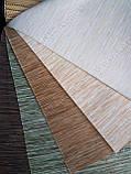 Рулонные шторы Натюрель тик, фото 4