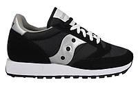 Модные модные кроссовки Saucony Jazz Original Black (Код:2044-1s)