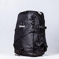Рюкзак Supreme Bag черный, унисекс (мужской,женский,детский)