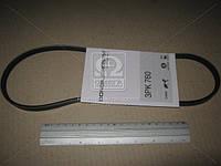 Ремень поликлиновый 3PK760 (производство DONGIL) (арт. 3PK760)