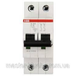Автоматический выключатель ABB S 202-6 A