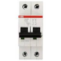 Автоматический выключатель ABB S 202-6 A, фото 1