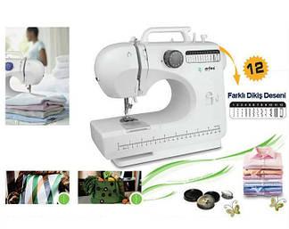 Портативная швейная машинка 12 в 1 FHSM-506 SEWING MACHINE
