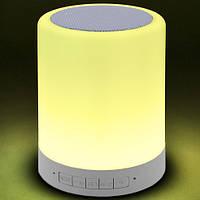 Портативная Bluetooth-колонка S-66, светильник, фото 3