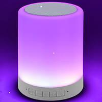 Портативная Bluetooth-колонка S-66, светильник, фото 6