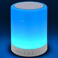 Портативная Bluetooth-колонка S-66, светильник, фото 8