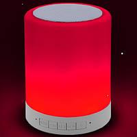 Портативная Bluetooth-колонка S-66, светильник, фото 9