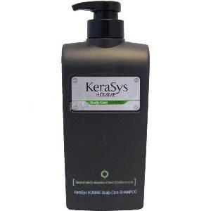 Шампунь для мужчин Kerasys, фото 2