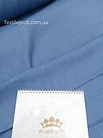 """Льняная сорочечная ткань """"Деним"""", фото 1"""