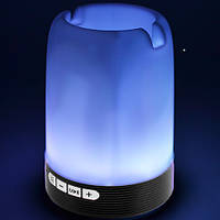Портативная колонка HF-Q6 Bluetooth Светильник , фото 3