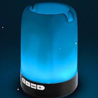 Портативная колонка HF-Q6 Bluetooth Светильник , фото 4