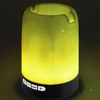 Портативная колонка HF-Q6 Bluetooth Светильник , фото 5