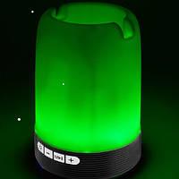 Портативная колонка HF-Q6 Bluetooth Светильник , фото 6