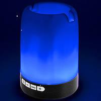 Портативная колонка HF-Q6 Bluetooth Светильник , фото 8