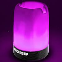Портативная колонка HF-Q6 Bluetooth Светильник , фото 9
