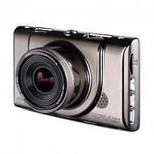 Авторегистратор видеорегистратор Anytek A100+ видео регистратор металлический для машини