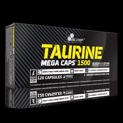 Аминокислоты OLIMP Taurine 120 caps