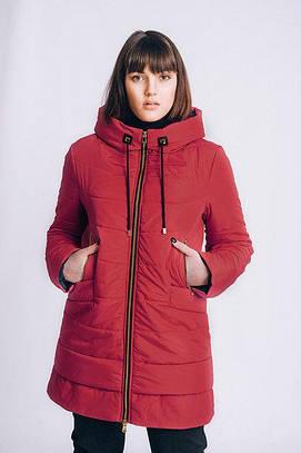 03c071da69fa Женская демисезонная куртка больших размеров  продажа, цена в ...