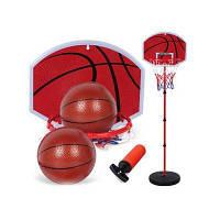1,5 метра Крытый баскетбол Съемка наружная Крытый утюг Баскетбольная стойка Коричнево-красный