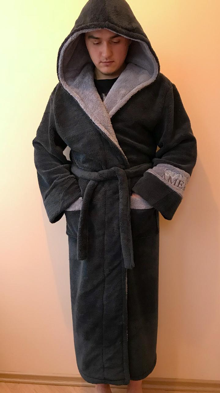 2c6791a95e983 Махровый халат мужской: продажа, цена в Хмельницком. халаты мужские ...