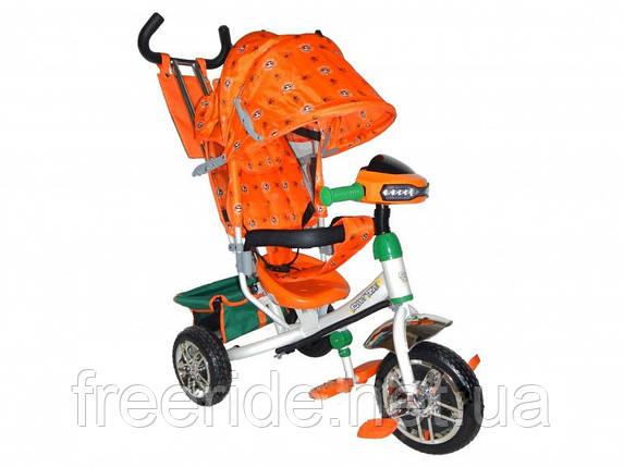 """Детский трехколесный велосипед Azimut Trike BC-17B Ламбафара """"Лексус"""", фото 2"""