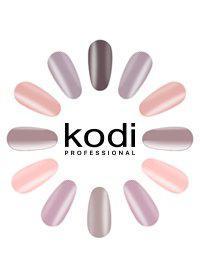 "Гель-лаки Kodi Professional ""Basic collection"" Capuccino (cn) 8 мл"