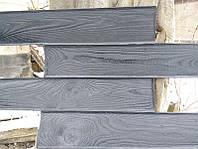 """Поліуретановий штамп для бетону """"Палуба"""", для підлоги і доріжок, фото 1"""